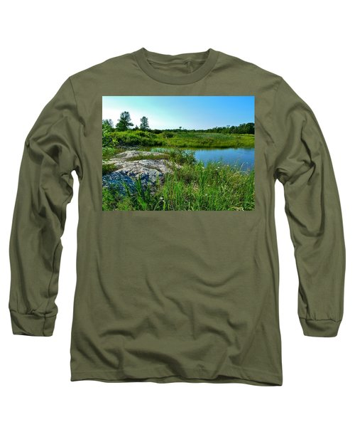 Muskoka Ontario 4 Long Sleeve T-Shirt