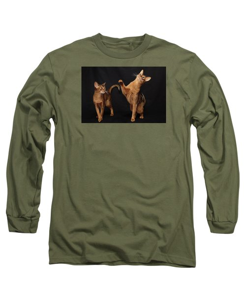 Long Sleeve T-Shirt featuring the photograph My Abys by Gary Hall