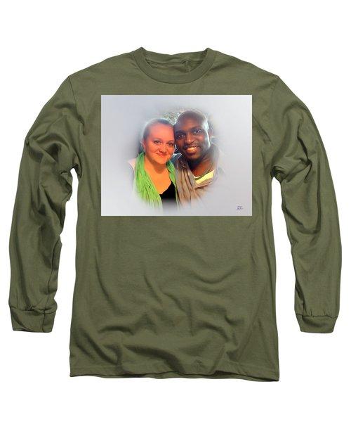 My America Long Sleeve T-Shirt