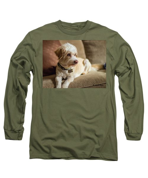 My Best Friend Long Sleeve T-Shirt