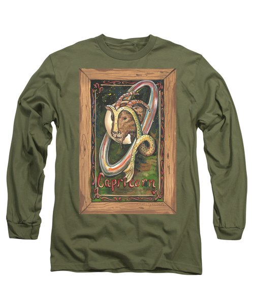 My Capricorn Long Sleeve T-Shirt