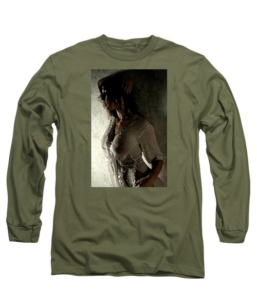 My Desire. Long Sleeve T-Shirt