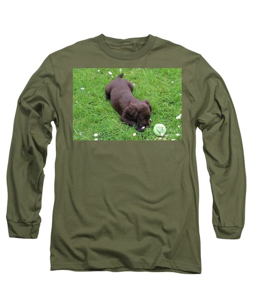 Long Sleeve T-Shirt featuring the photograph My First Time... by Katy Mei