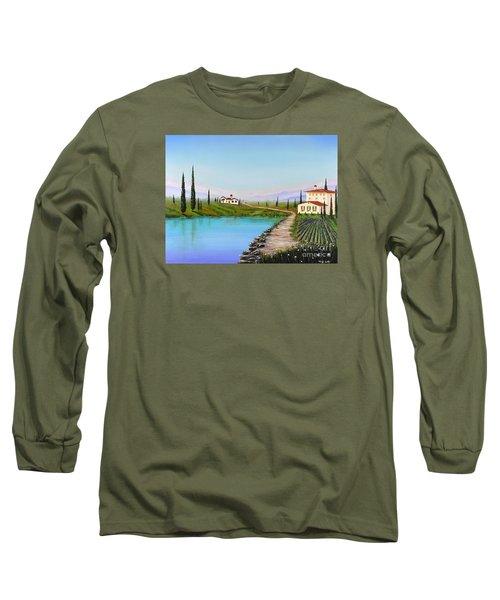 My Garden Long Sleeve T-Shirt