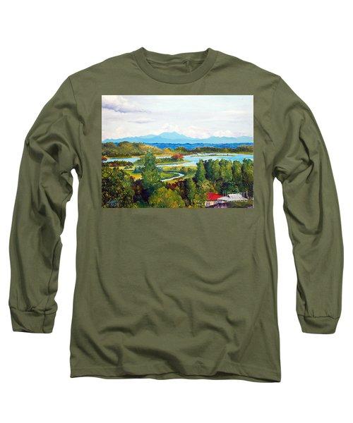 My Homeland Long Sleeve T-Shirt