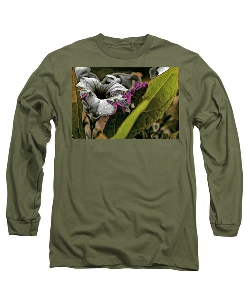 My How Your Beauti Is Evolving Long Sleeve T-Shirt