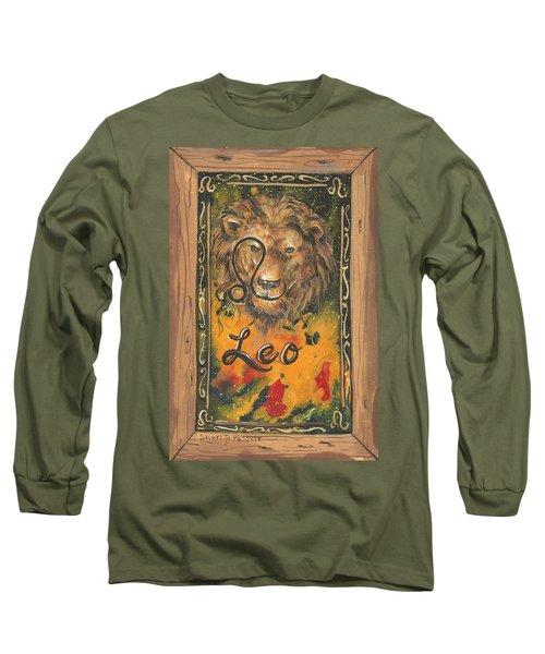 My Leo  Long Sleeve T-Shirt