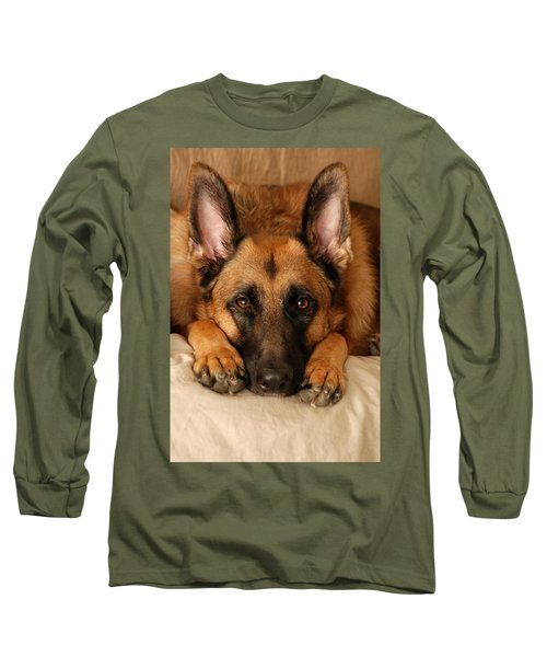 My Loyal Friend Long Sleeve T-Shirt