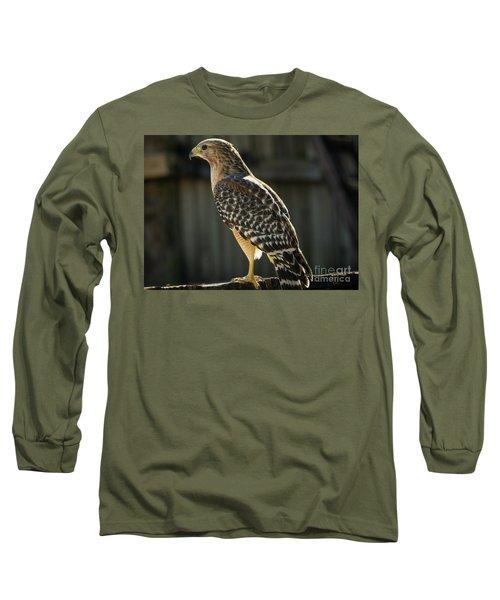 My Lucky Hawk Long Sleeve T-Shirt