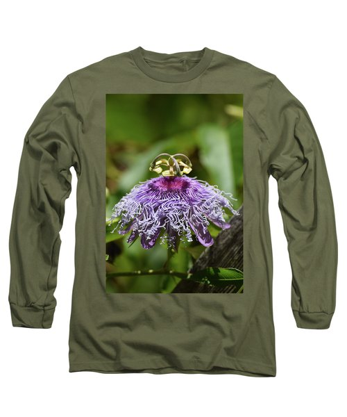 My Passion Long Sleeve T-Shirt