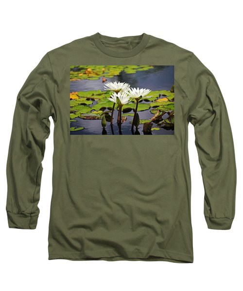 Long Sleeve T-Shirt featuring the photograph My Sweetest Madness by Michiale Schneider