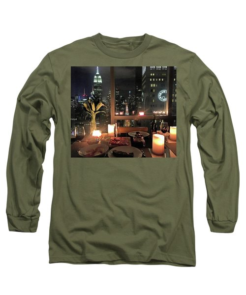 My View Long Sleeve T-Shirt