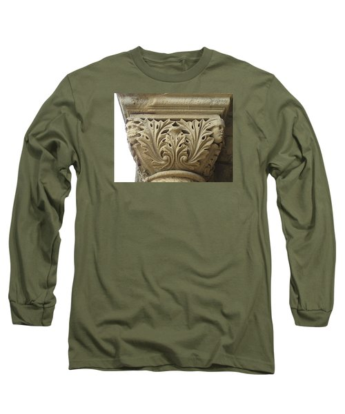 Long Sleeve T-Shirt featuring the photograph My Weathered Friend by John King