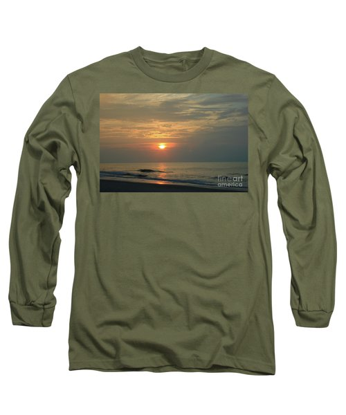 Myrtle Beach Sunrise Long Sleeve T-Shirt