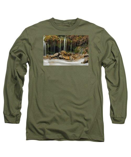 Mystery Stream Long Sleeve T-Shirt