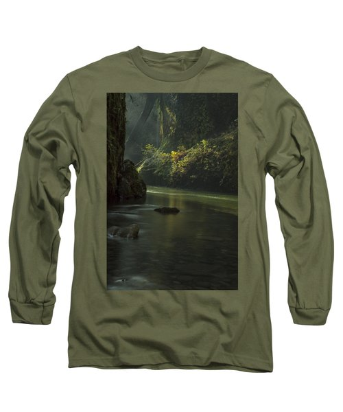 Mystical Canyon Long Sleeve T-Shirt
