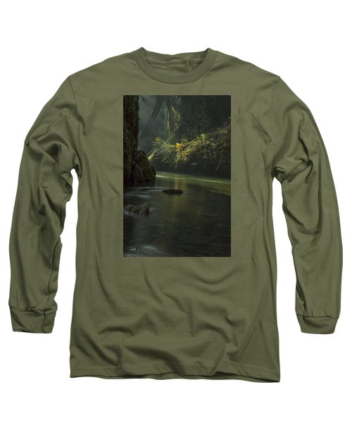 Mystical Canyon Long Sleeve T-Shirt