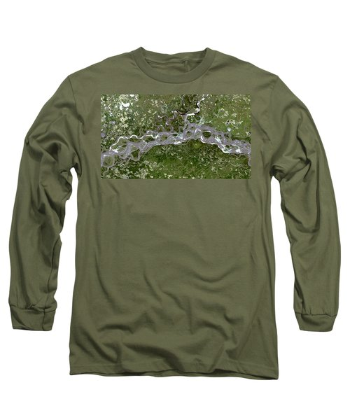 Nasa Image-fort Yukon, Alaska-2 Long Sleeve T-Shirt