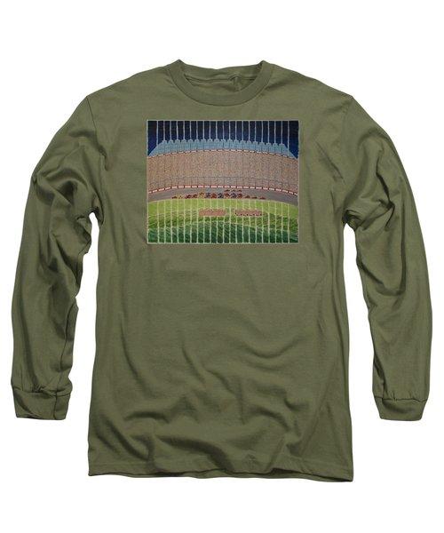 Nascar Race Long Sleeve T-Shirt
