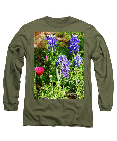 National Colors Long Sleeve T-Shirt
