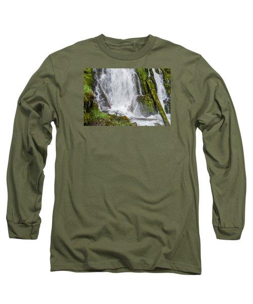 National Falls 2 Long Sleeve T-Shirt by Greg Nyquist
