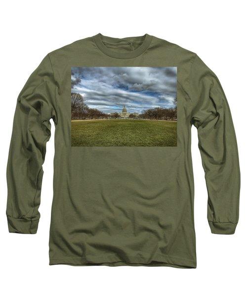 National Mall Long Sleeve T-Shirt