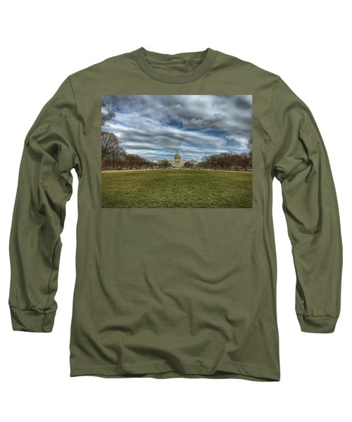 National Mall Long Sleeve T-Shirt