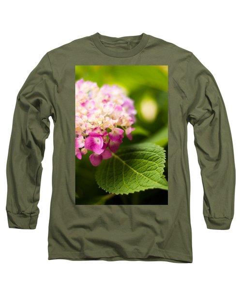 Natural Beauty Long Sleeve T-Shirt by Parker Cunningham