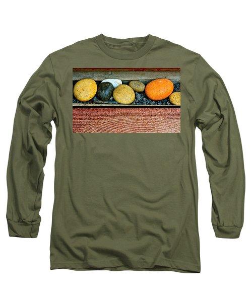 Natural Boundaries Long Sleeve T-Shirt