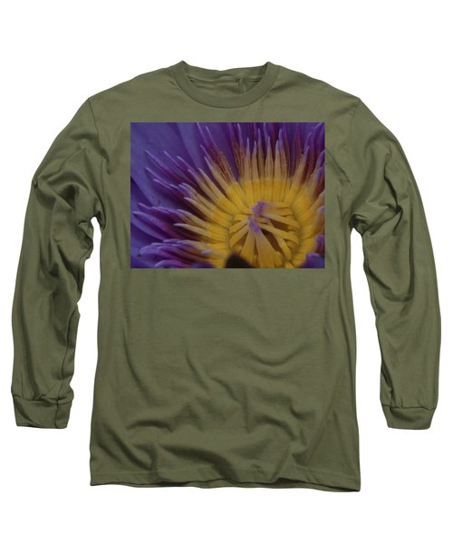 Natural Colors Long Sleeve T-Shirt