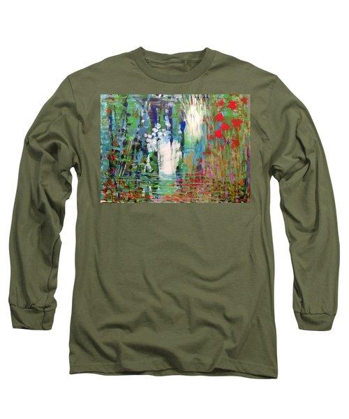 Natural Depths Long Sleeve T-Shirt