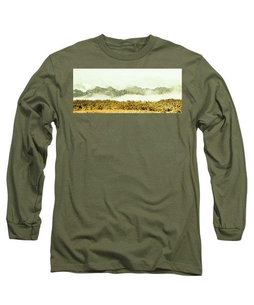 Natural Mountain Beauty Long Sleeve T-Shirt