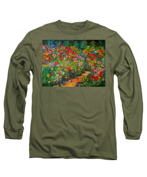 Natural Rhythm Long Sleeve T-Shirt