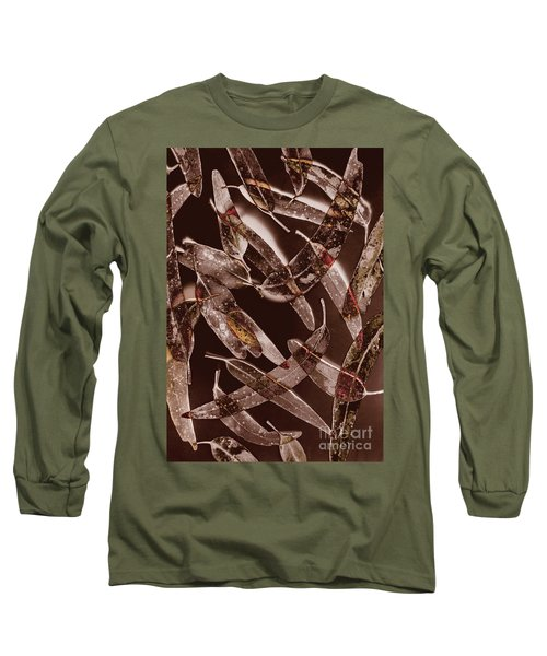 Nature In Design Long Sleeve T-Shirt