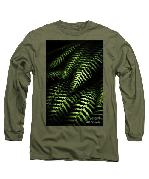 Nature In Minimalism Long Sleeve T-Shirt