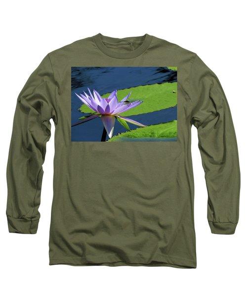 Nature Shares It's Beauty Long Sleeve T-Shirt