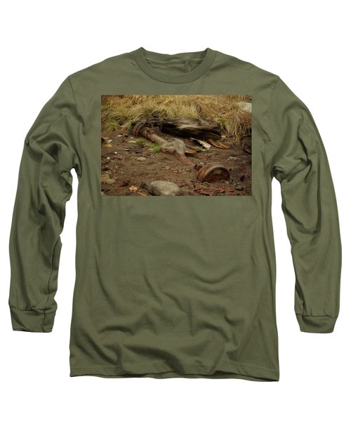 Nature Wins Long Sleeve T-Shirt