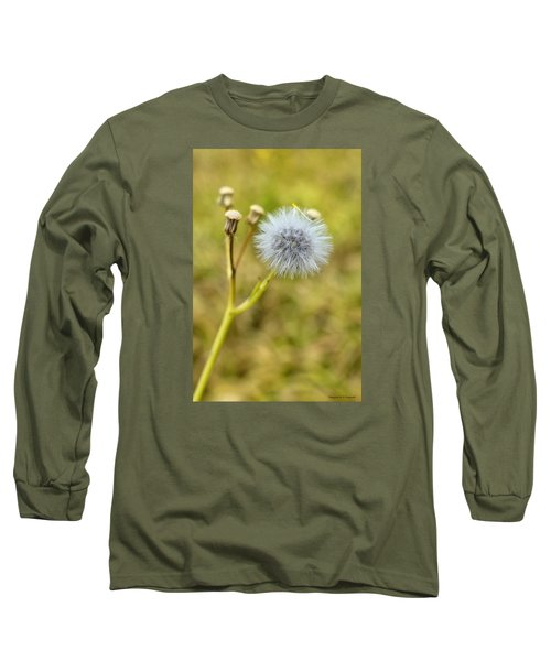 Long Sleeve T-Shirt featuring the photograph Natures Beauty 00001 by Kevin Chippindall