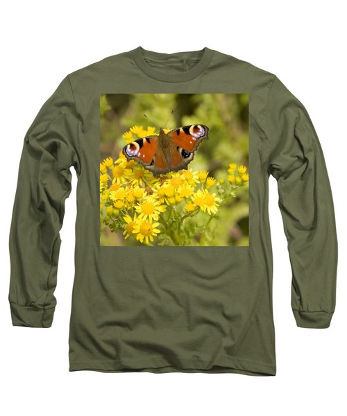 Long Sleeve T-Shirt featuring the photograph Nature's Beauty by Ian Middleton