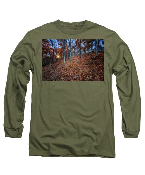 Nature's Carpet Long Sleeve T-Shirt