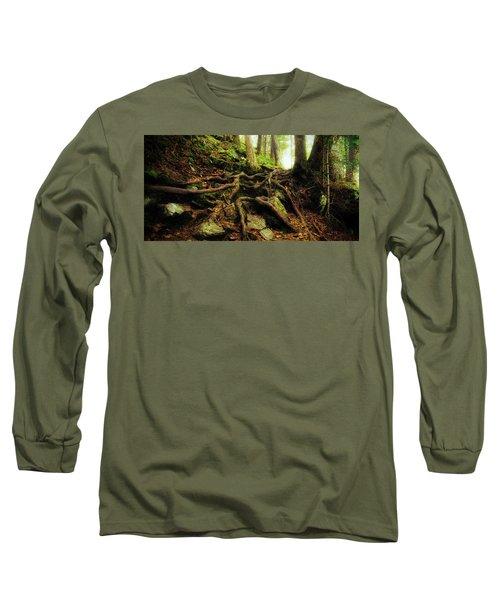 Nature's Cauldron Long Sleeve T-Shirt