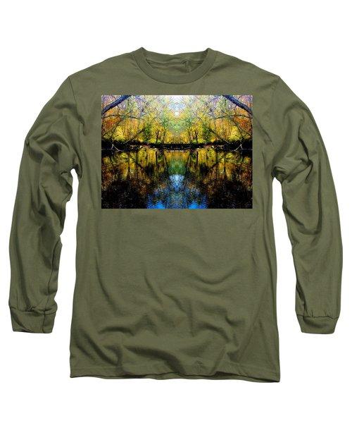 Natures Gate Long Sleeve T-Shirt