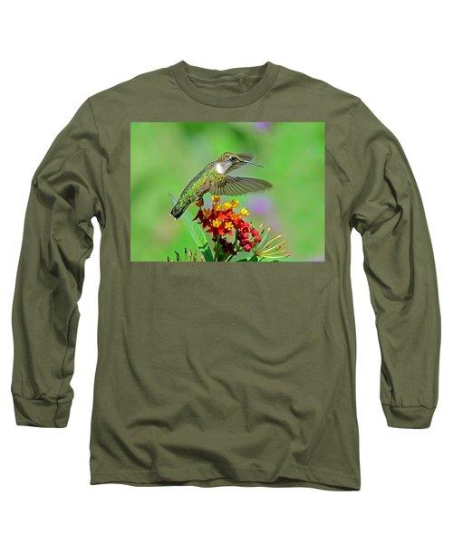 Nature's Majesty Long Sleeve T-Shirt