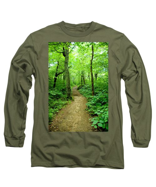 Nature's Path Long Sleeve T-Shirt