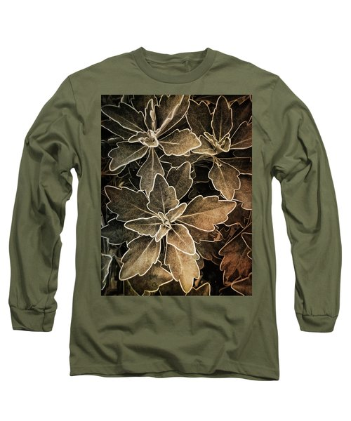 Natures Patterns Long Sleeve T-Shirt