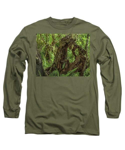 Nature's Sculpture Long Sleeve T-Shirt