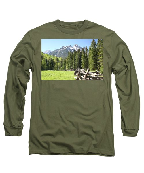 Nature's Song Long Sleeve T-Shirt by Eric Glaser