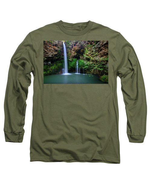 Nature's World Long Sleeve T-Shirt
