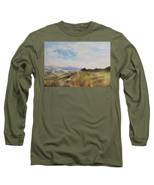 Nausori Highlands Of Fiji Long Sleeve T-Shirt