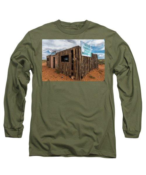 Navajo Jewelry Long Sleeve T-Shirt